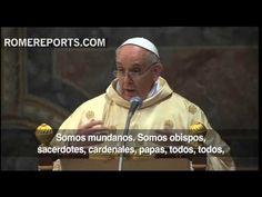 """http://www.romereports.com/palio/primera-misa-del-papa-francisco-sin-la-cruz-no-somos-discipulos-del-senor-somos-mundanos-spanish-9426.html#.UUMF2Rwz0VU Primera Misa del Papa Francisco: """"Sin la Cruz, no somos discípulos del Señor, somos mundanos"""""""