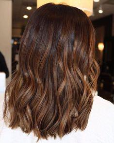 Balayage Hair Caramel, Brown Hair Balayage, Caramel Hair, Auburn Balayage, Copper Balayage Brunette, Brown Hair With Caramel Highlights, Brunette Ombre, Brunette Hair Warm, Shades Of Brunette