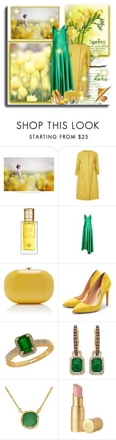 """""""Best of March"""" by sarahguo ❤ liked on Polyvore featuring Orla Kiely, Perris Monte Carlo, DKNY, Jeffrey Levinson, Rupert Sanderson, Lord & Taylor, BillyTheTree and Too Faced Cosmetics"""