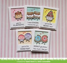 the Lawn Fawn blog: Lawn Fawn Intro: Sweet Friends