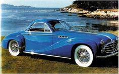 First seen on the Delahaye stand at the 1953 Paris Auto Salon, just 85 examples of the 'Delahaye 235' were built.  A 1953 Delahaye 235 sold at Barrett-Jackson for $1.76 million.