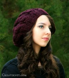 Ward off winter chill with this fun slouch cables hat pattern! Designed with style and comfort in mind, this fashionable hat creates a stunning look ! Knits up in a weekend! Knit in the round on US13 & US15 circular needles, you will also need US15 DPN to shape crown when decreasing, and a...