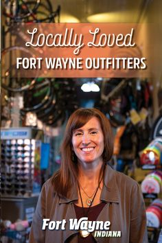 There is no one more in the know about Fort Wayne's riverfront and river activities than Cara Hall, whose life, business, and passion focus on celebrating outdoor recreation and riverfront fun! Join us in learning more about Fort Wayne Outfitters and Cara Hall's outdoor recommendations. Fort Wayne Indiana, Outdoor Recreation, Outdoor Adventures, How To Know, Join, Passion, River, Activities, Learning