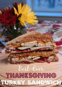 Delicious Dinner Recipes, Lunch Recipes, Easy Recipes, Carrots N Cake, Macro Friendly Recipes, Sunday Meal Prep, Thanksgiving Leftovers, Turkey Sandwiches, Leftover Turkey