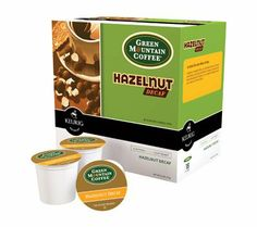 Keurig Green Mountain Hazelnut Decaf - K-Cups - 18-Count - 00537 - http://hotcoffeepods.com/keurig-green-mountain-hazelnut-decaf-k-cups-18-count-00537/