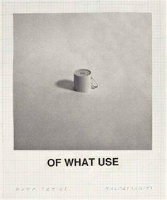 Goya Series: Of What Use By John Baldessari ,1997