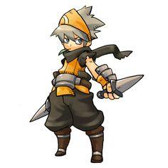 Assassin by EelGod.deviantart.com on @deviantART