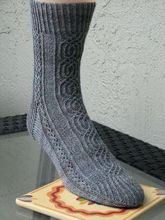Ravelry: Gimli Socks pattern by Claire Ellen