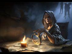 Lady Stoneheart by *zippo514 on deviantART