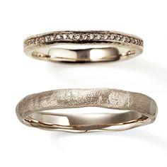 結婚指輪・ジュエリー SIENA - Bridal | MICHI 道(ロゼチナ)