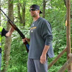 Aaron Rodgers being hot as always!!