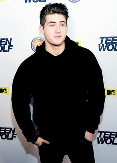 Cody Christian attends 'Teen Wolf' premiere party