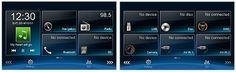 Navigatie dedicata Peugeot 107 2005-2014
