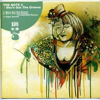 The Note V - She's Got The Groove EP (incl TrockenSaft Rmx) [KDB023D] by KDB Records on SoundCloud  Buy from Beatport: http://www.beatport.com/release/shes-got-the-groove-ep/1060290