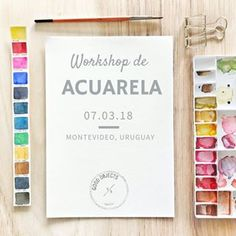 Good objects - Fiiiinally, the Watercolor Workshop is here! ✨ ⠀⠀⠀⠀⠀⠀⠀⠀⠀