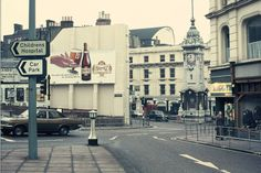Clock Tower in 1972. | 14 Charming Old Photos Of Brighton