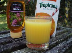 Dehydration: Honey Hydrator