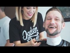 Faith In Humanity Restored: Haircuts For The Homeless  #Faithinhumanity #Haircuts #Homeless