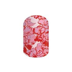 Jamberry Nail Wraps (22 NZD) ❤ liked on Polyvore featuring beauty products, nail care, nail treatments, encore, encore glossy, jamberry, nails and floral