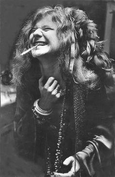 Janis Joplin. Such a wonderful soul.