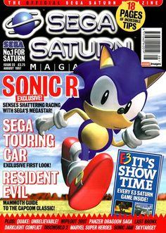 Sega Saturn Magazine Issue 22