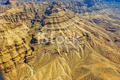Foothills south of the Grand Canyon Royalty Free Stock Photo