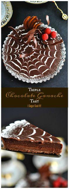 Best Chocolate Pate Sucree Recipe on Pinterest