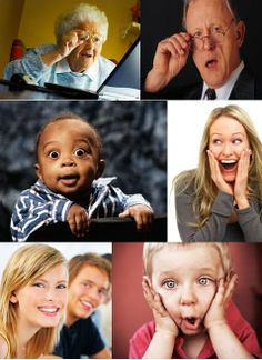 Recipient's reactions when you send an email Powered by BrandMyMail. :)