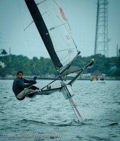 """International Moth US Class Association"", ""Upper Keys Sailing Club"", ""Ben Winkler Photography"", ""http://www.flickr.com/photos/99189643@N05/"",""WWW.BENWINKLER.COM"""