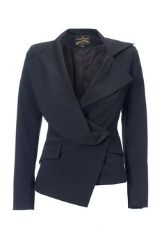 Black Chevalier Jacket