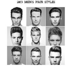 213 Mens Hair Style