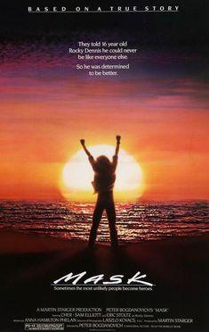 Mask (1985) Original One-Sheet Movie Poster