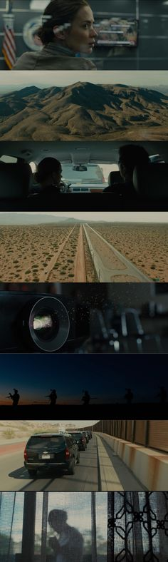 """Sicario"" (2015) directed by Denis Villeneuve"