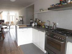 Afbeeldingsresultaat voor plattegrond kleine keuken