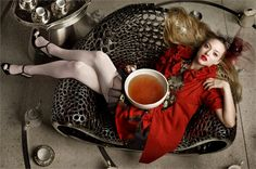 Tea Time by Mark Seliger