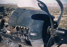chance vought F4U-7 Corsair Algerie 1957
