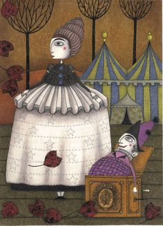 'Ein Tag im Herbst' by Judith Clay