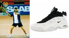 on sale 9cf23 ba7aa Image result for nike agassi 1993