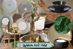 Interior Inspiration: Tischlein deck' dich!