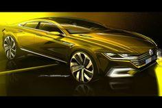 Foto de Volkswagen Sport Coupé GTE Concept (24/38)