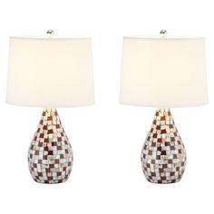 Miranda Table Lamp (Set of 2)