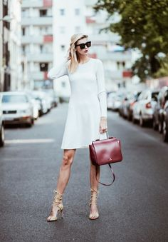 Cozy and comfortable luxury knit dress. From simone Cuntz
