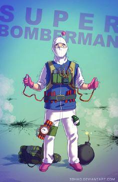 Revisited Childhood - Super Bomberman