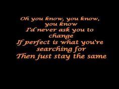 Bruno Mars Just The Way You Are lyrics