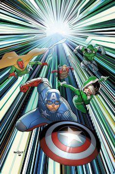 David Marquez - Avengers