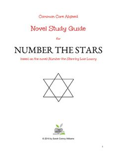 number the stars leveled reading comprehension discussion questions rh pinterest com number the stars study guide questions and answers Number the Stars Characters