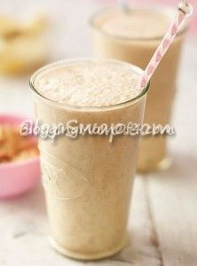 Banana Peanut Butter Shake Recipe