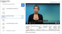 Tutorial: Facebook Video Untertitel in wenigen Minuten (fast) automatisch erstellen