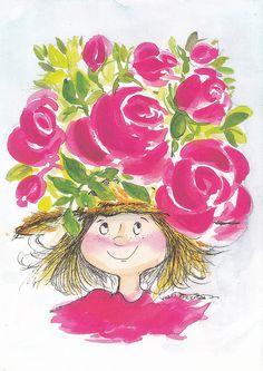 Ruusunnuppu  (Rosebud)
