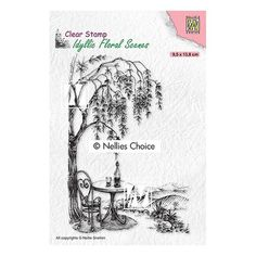 Tampon clear transparent scrapbooking Nellie Snellen ARBRE TABLE NATURE 031 Outside Seating, Tampons Transparents, Scrapbooking, Simon Says Stamp, Clear Stamps, Choices, The Outsiders, Nature, Relief
